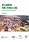 Civil Society Monitoring Nature A Review of Permits for Land-Based Industries