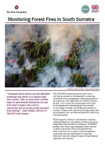 monitoring forest fires